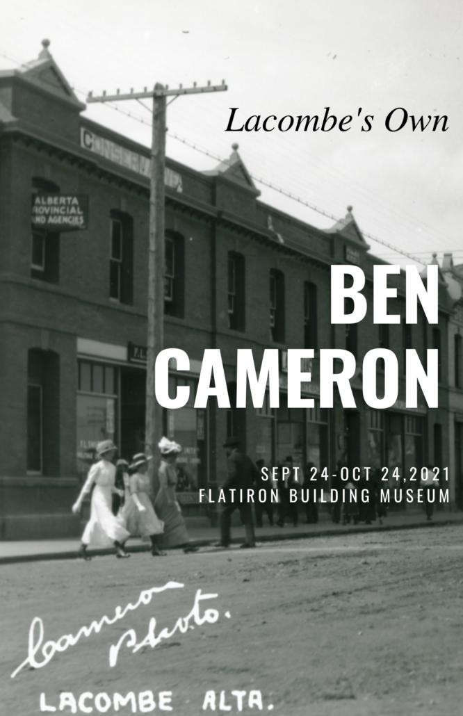 Lacombe's Own Ben Cameron