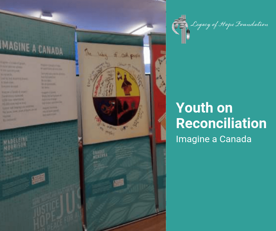 Imagine a Canada: Youth on Reconciliation