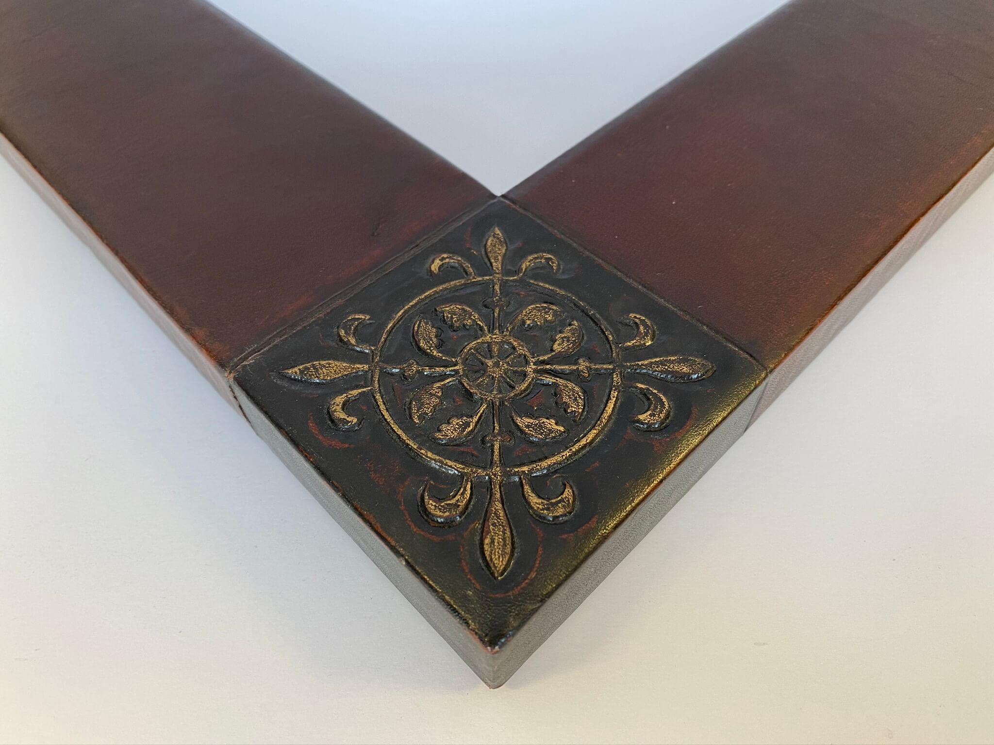 Artifact framing chicago April Hann Lanford Custom designer frames