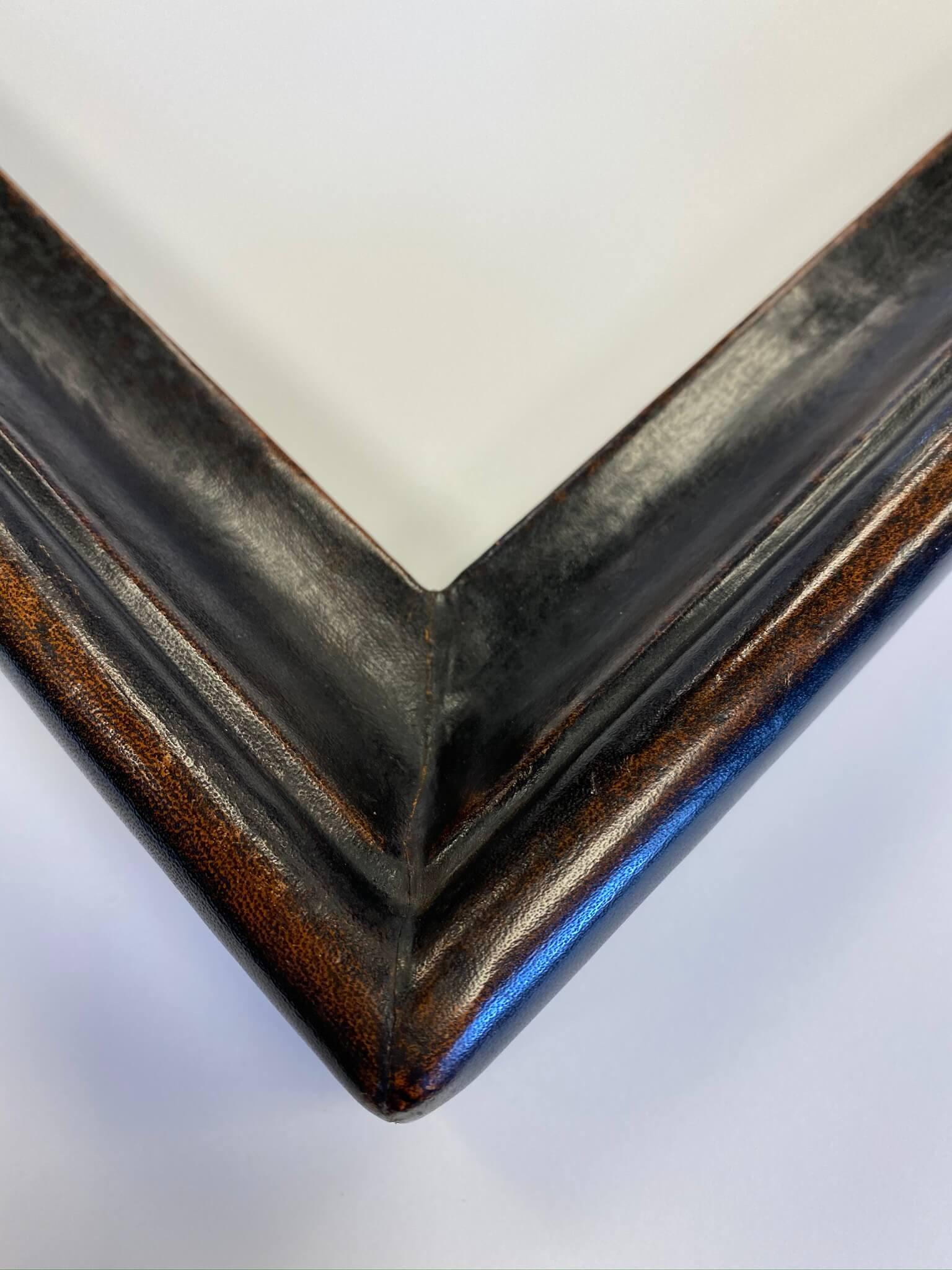 Custom framing in Chicago, custom framing nashville, custom leather frames