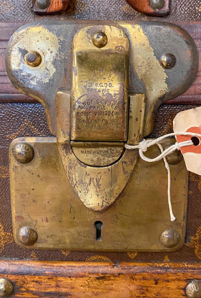 Antique restoration Chicago The repair shop chicago Antique locks Chicago Furniture restoration Antique trunk restoration Chicago Antique restoration Antique repair Antique conservation Trunk repair Louis Vuitton Trunk repair Specialty claims