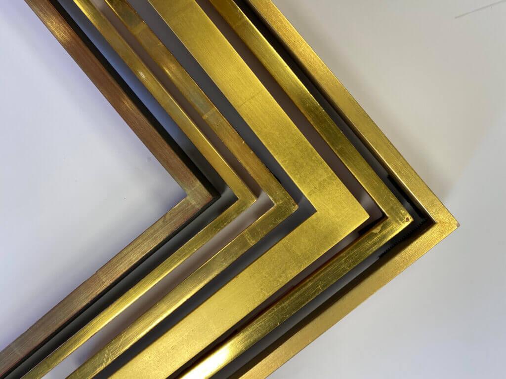 22k 23 karat real gold frames