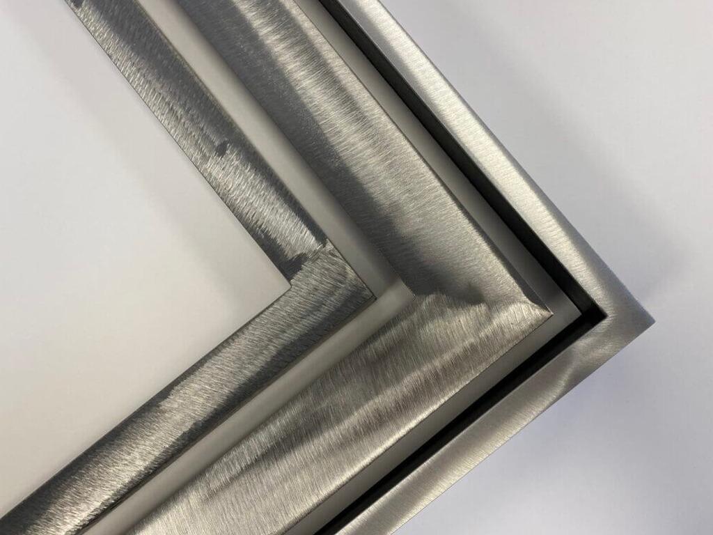 Welded metal steel frames