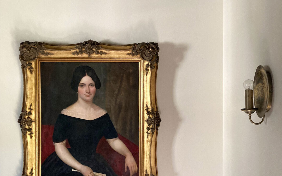 It's Never Too Late – The Marriage of a 19th Century Portrait and Frame