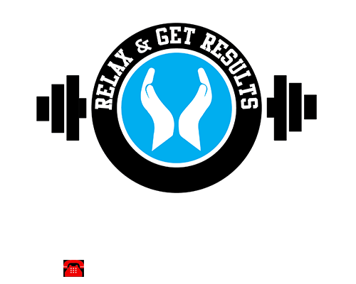 Relax and Get Results Logo