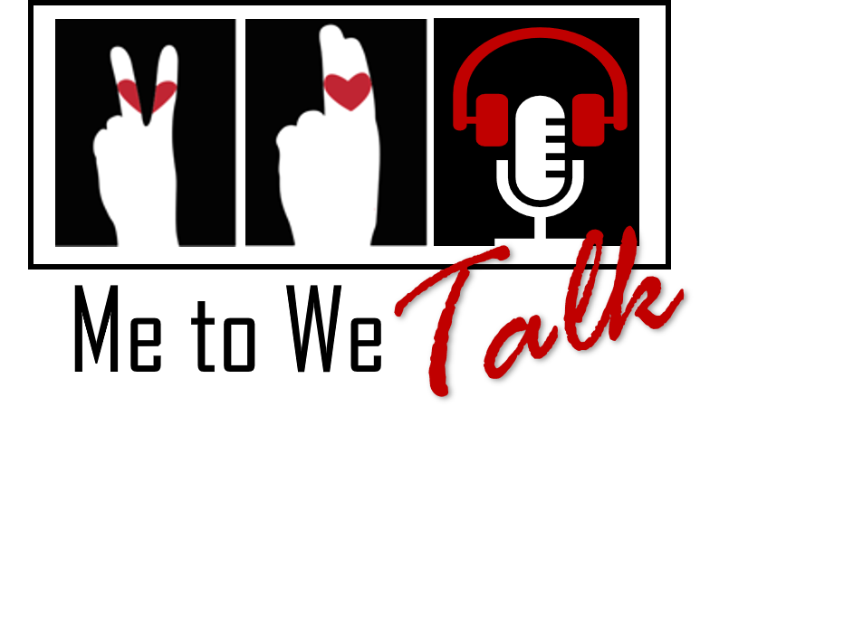 Me to We Talk Logo
