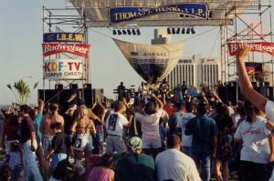 Jaming in Corpus Christi 1994