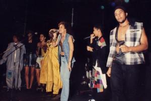 Marley Family Closeing Mrs Marley Booker, Cindy Breakspear, Jr Gong & Kymany 1995