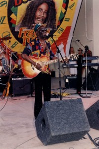 The Late Joe Higgs on Tour