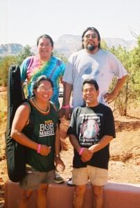 True Rasta Native Americans Band