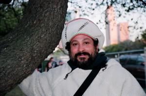 Vence of Gypsi Fari in Houston 1997
