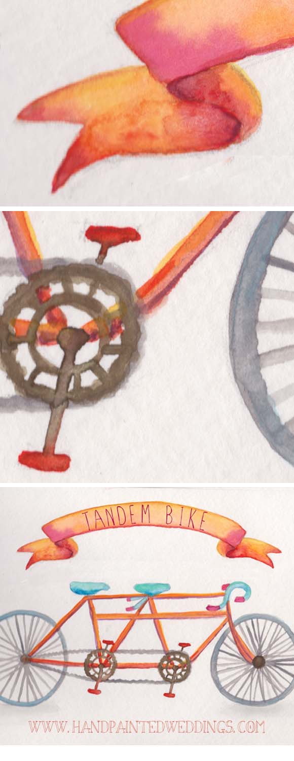 Inspired by Tandem Bikes
