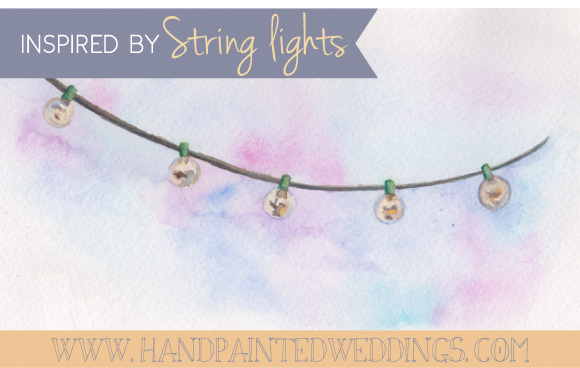 Inspired by String Lights
