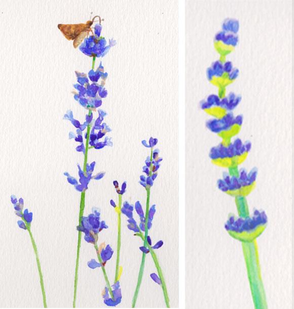 Inspired by Lavender – Lavender Wedding inspiration