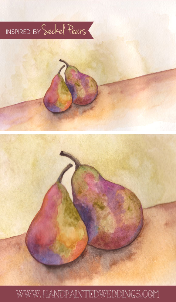 Perfect Pear Painting