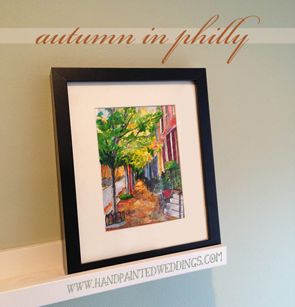 Autumn in Philly