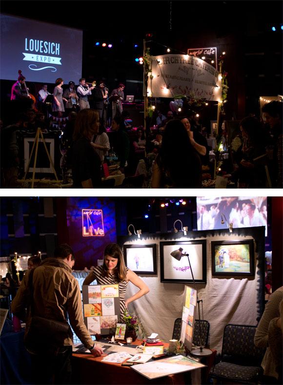 Lovesick Expo 2013 recap