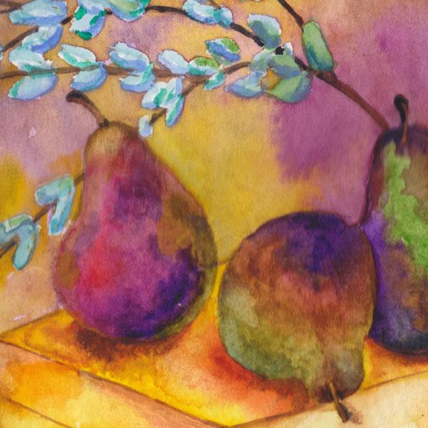 Inspired by Seckel Pears