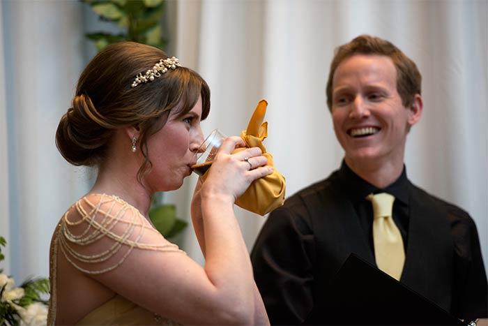 Unique Wedding Ceremony Idea – The Unity Cocktail