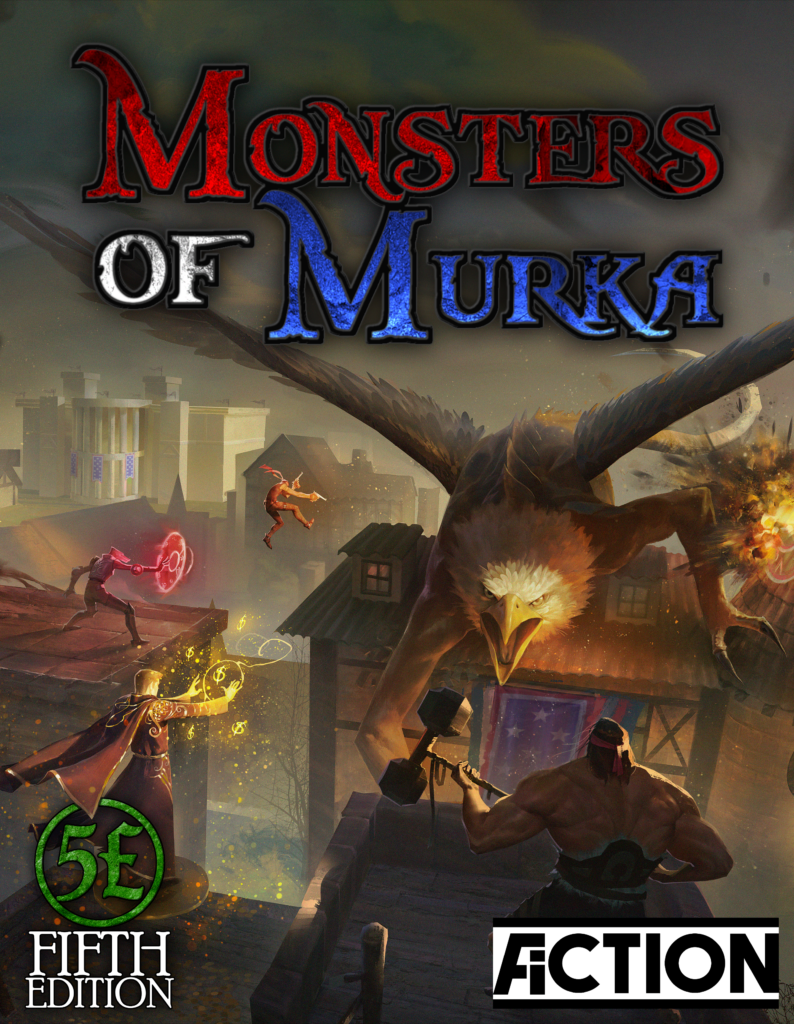 Monsters of Murka cover