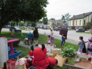 town-wide yard sale