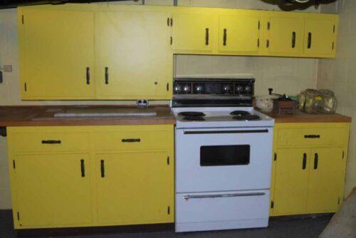 Summer Kitchen in Basement