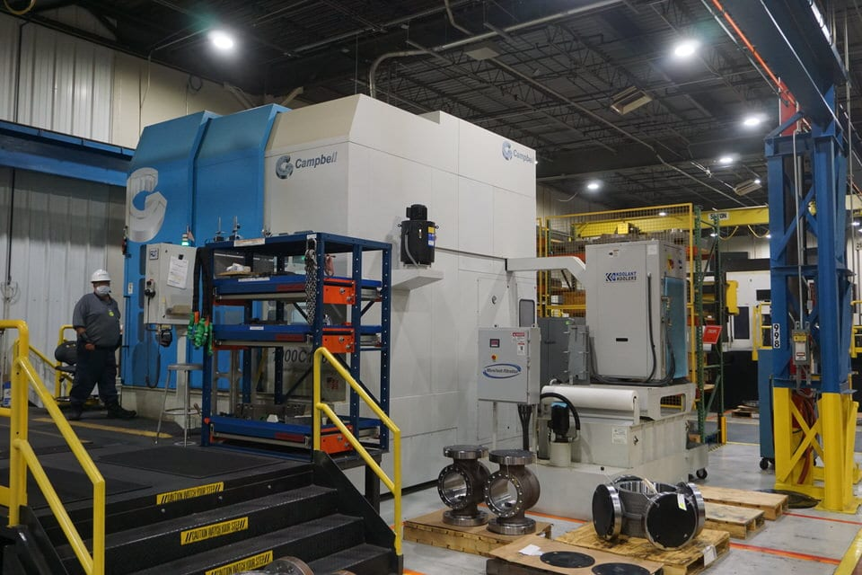 LATE MODEL 5 AXIS CNC MACHINE SHOP in Little Rock, AR