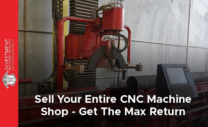 You Know How to Sell Your CNC Machine Shop. Now What?