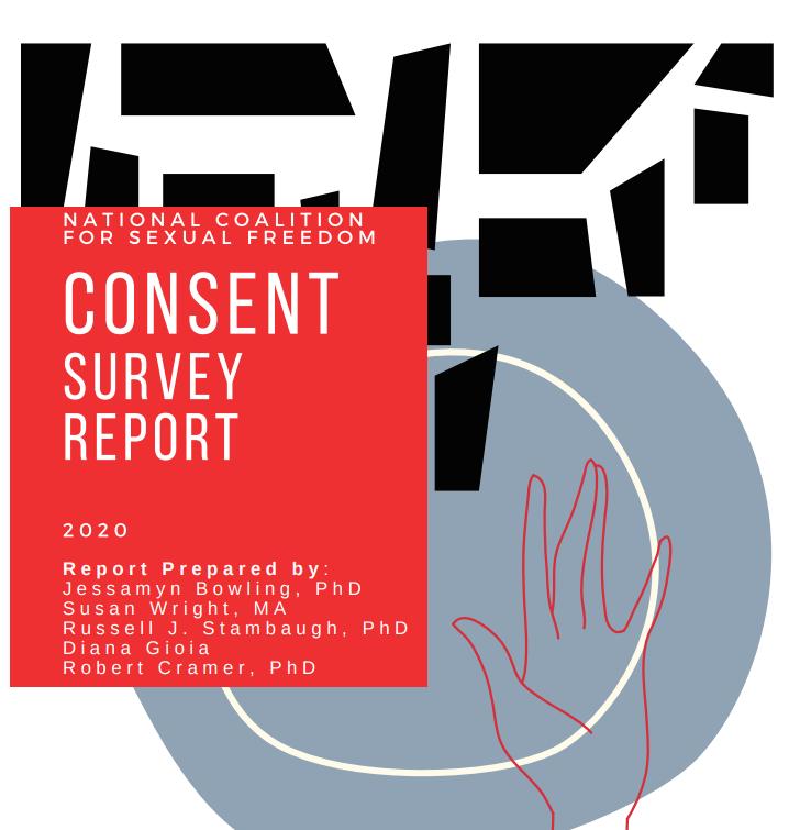 2020 Consent Survey Report