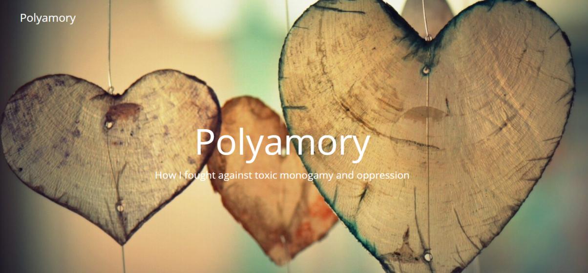 Guest Blog: My Polyamory Story