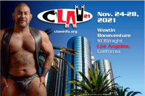 CLAW 21 in Los Angeles on Nov 24-28!