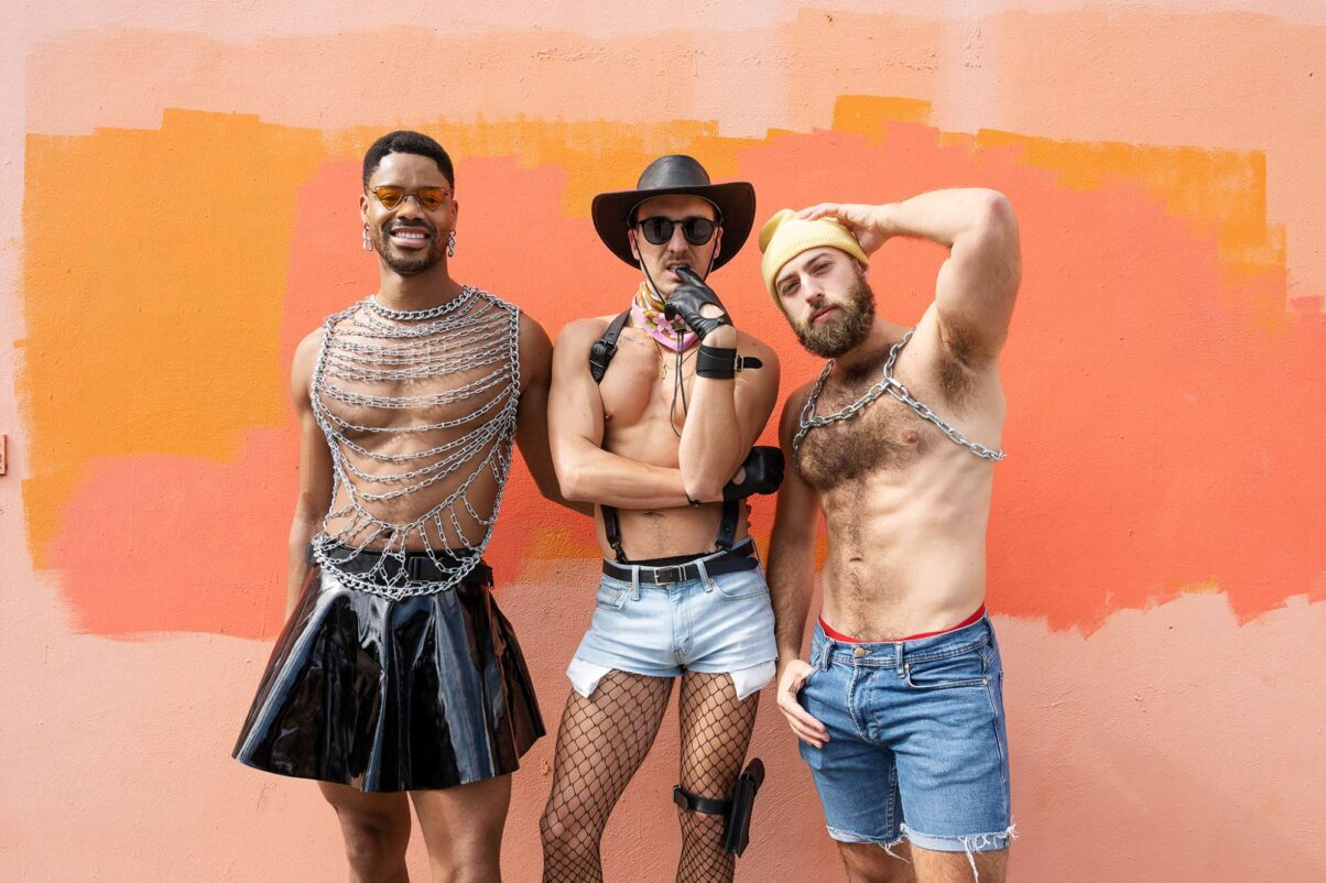 San Francisco's Folsom Street Fair returns with the kink and the crowds