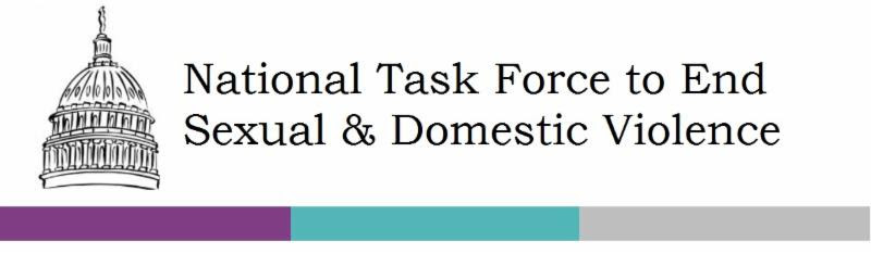 National Task Force to End Sexual & Domestic Violence