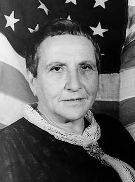 gertrude_stein_1935-schoolhouse-players-historical-plays-concord-nh