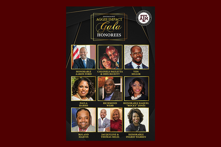 Black Former Student Network to host first Aggie Impact Gala