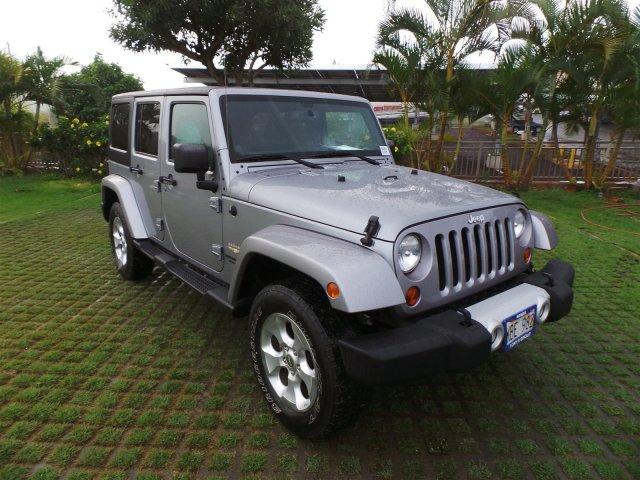 Lanai Cheap Jeeps
