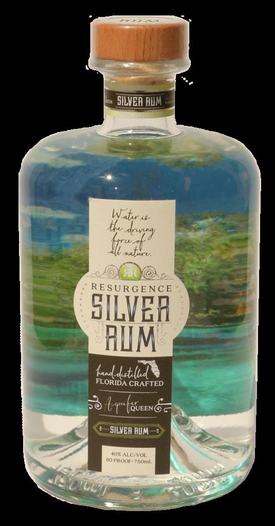 Silver Rum - Aquifer Queen