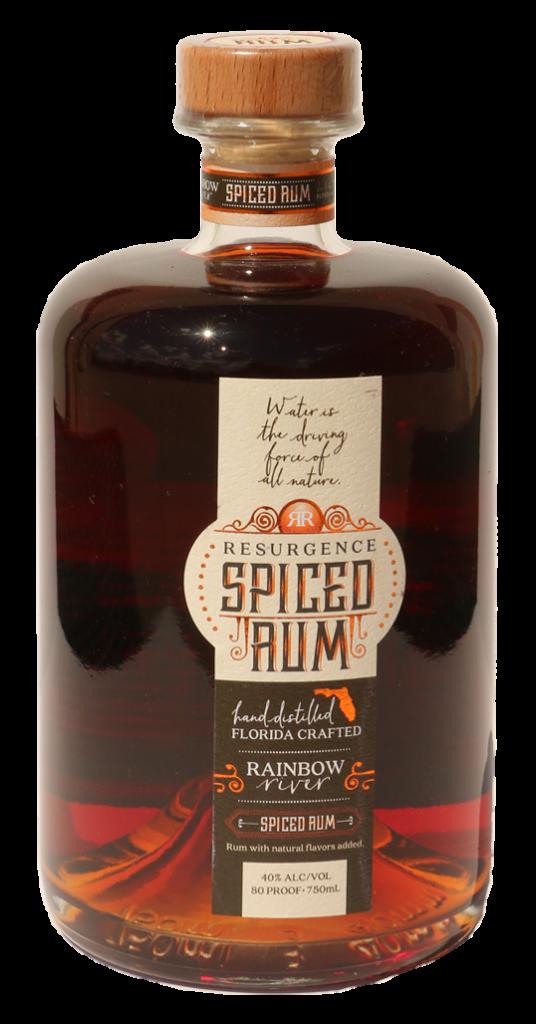 Spiced Rum - Rainbow River