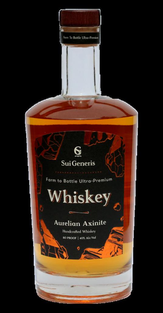 Aurelian Axinite Vodka