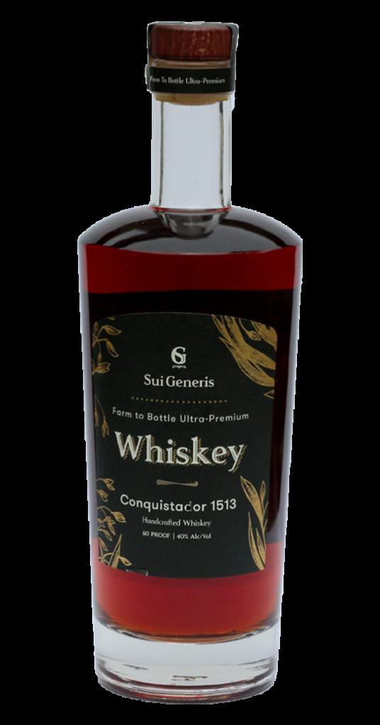 Conquistador 1513 Whiskey