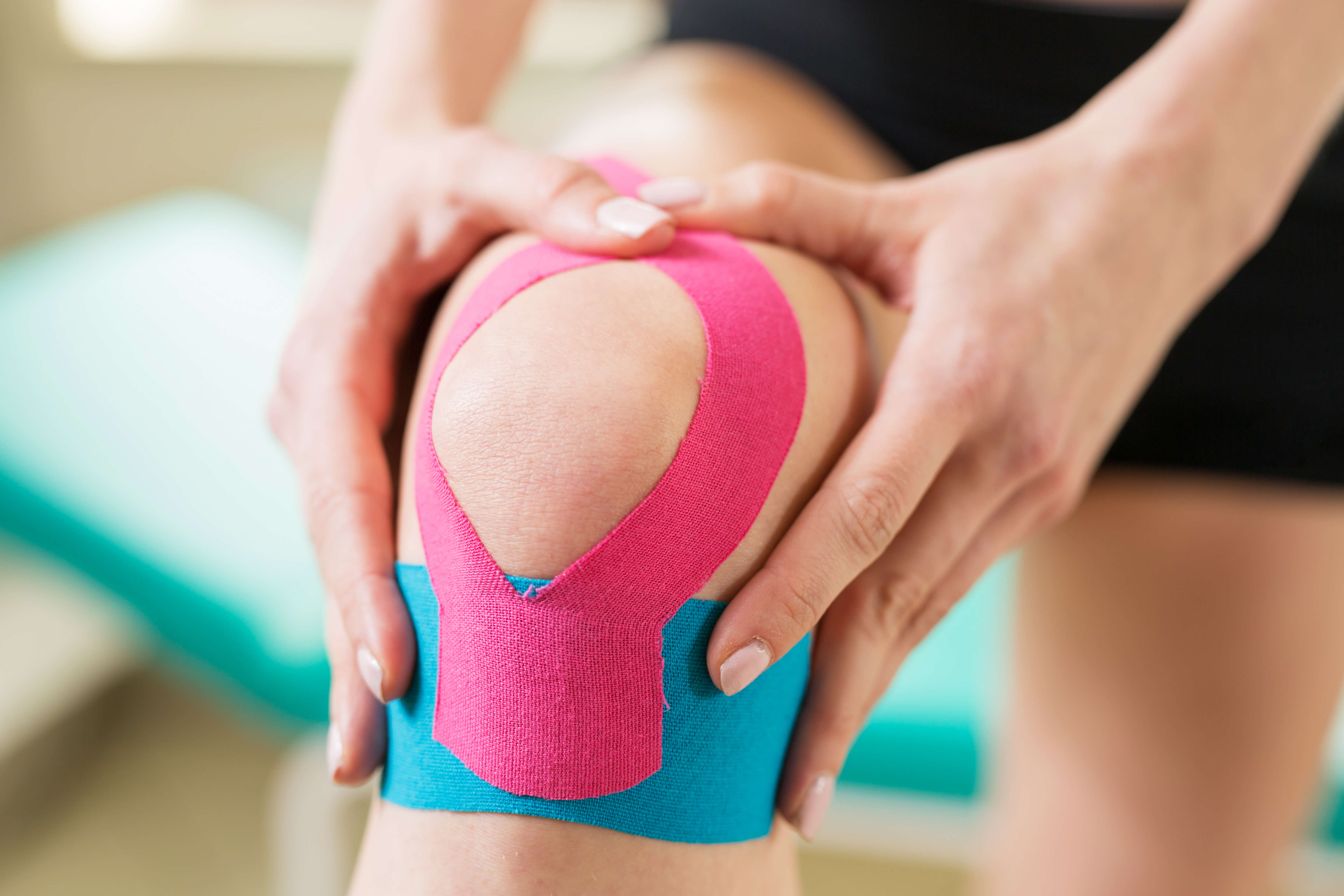 Border Therapy Services in El Paso, TX Offers Kinesio Taping