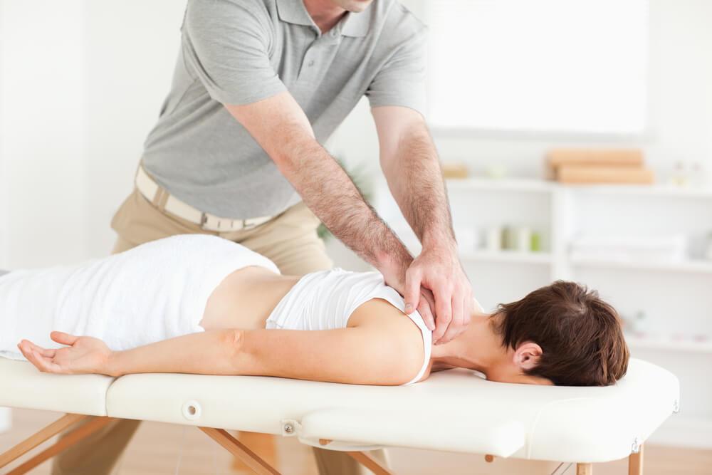 Chronic Neck Pain Near Base of Skull