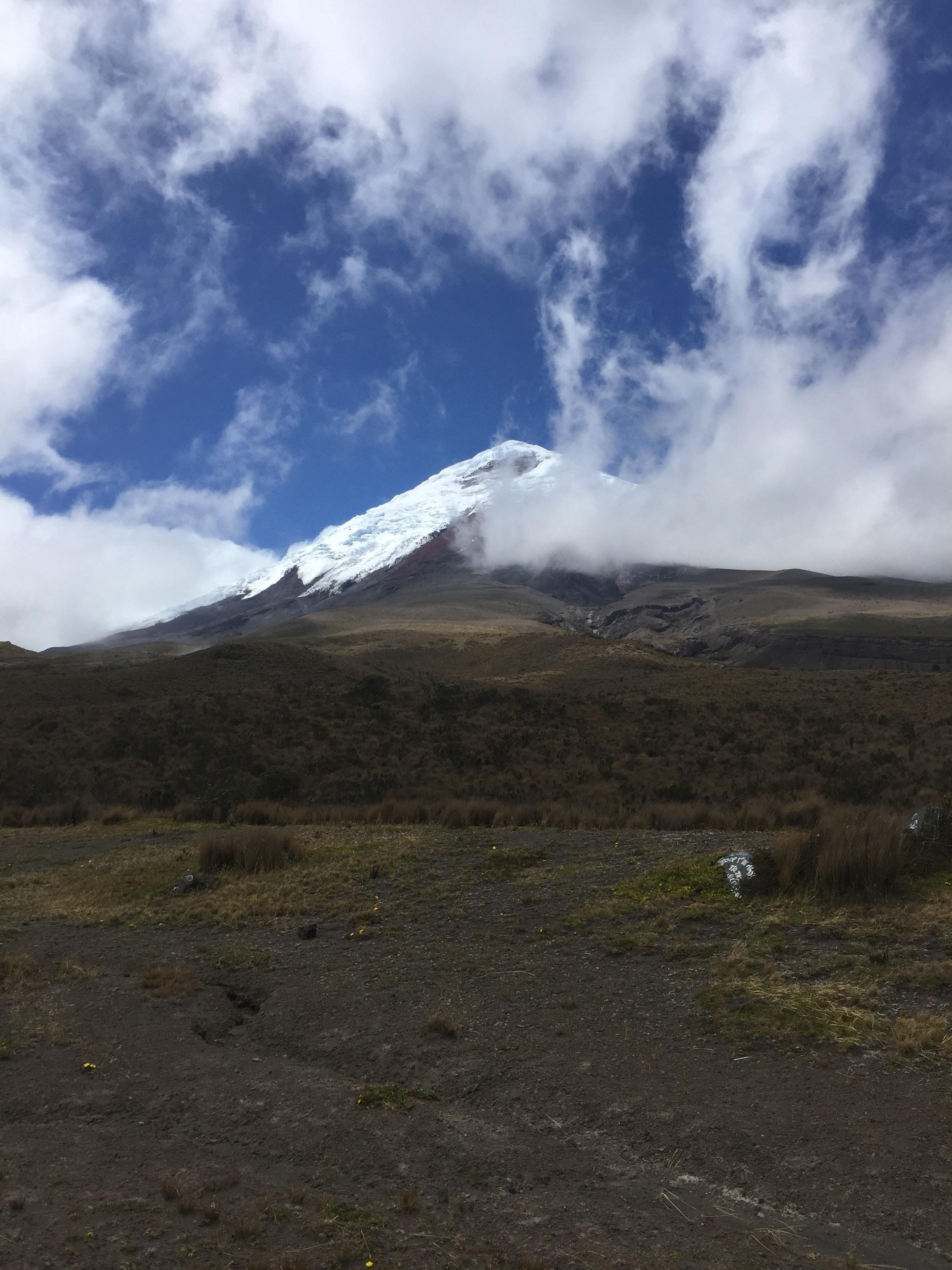 Cotopaxi Volcano, Neck of the Moon, Ecuador