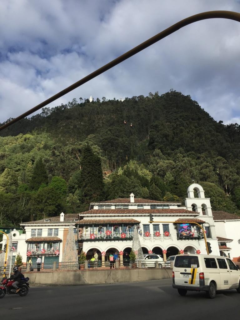 Montserrat from the ground level