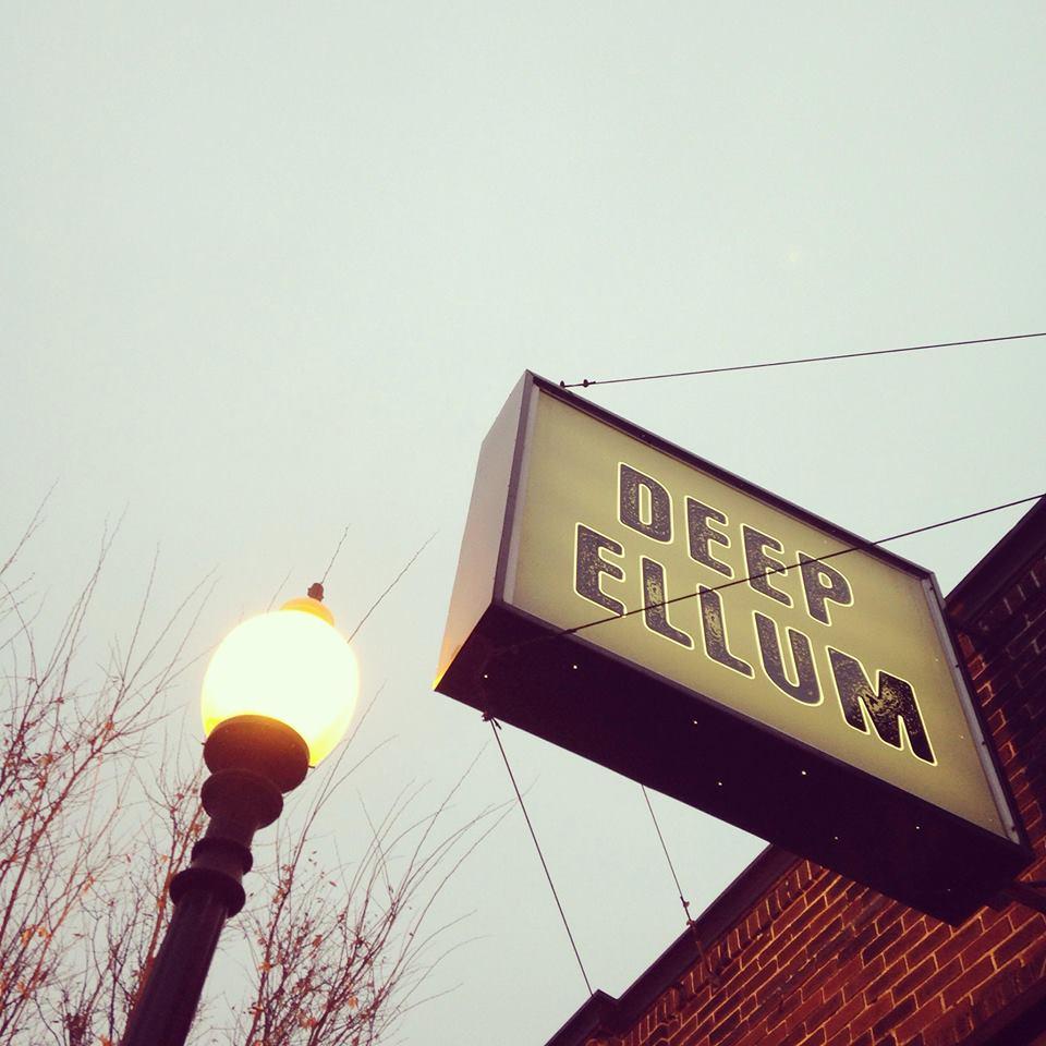 Deep Ellum restaurant, Boston, Massachussets
