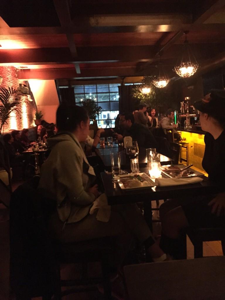Pergola Restaurant, New York City