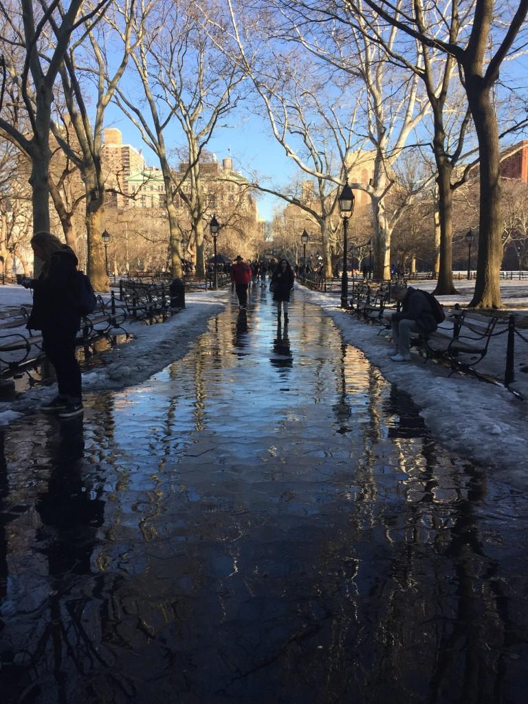 Washington Square Park, New York City