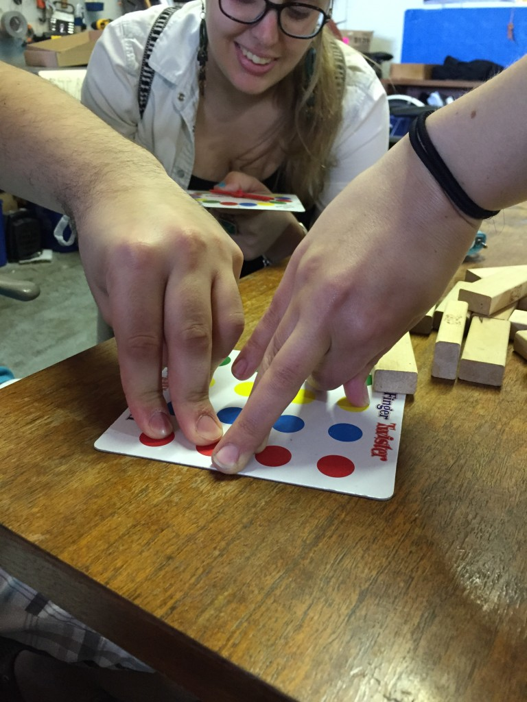 finger Twister at Downeast Cidery, Charlestown, MA