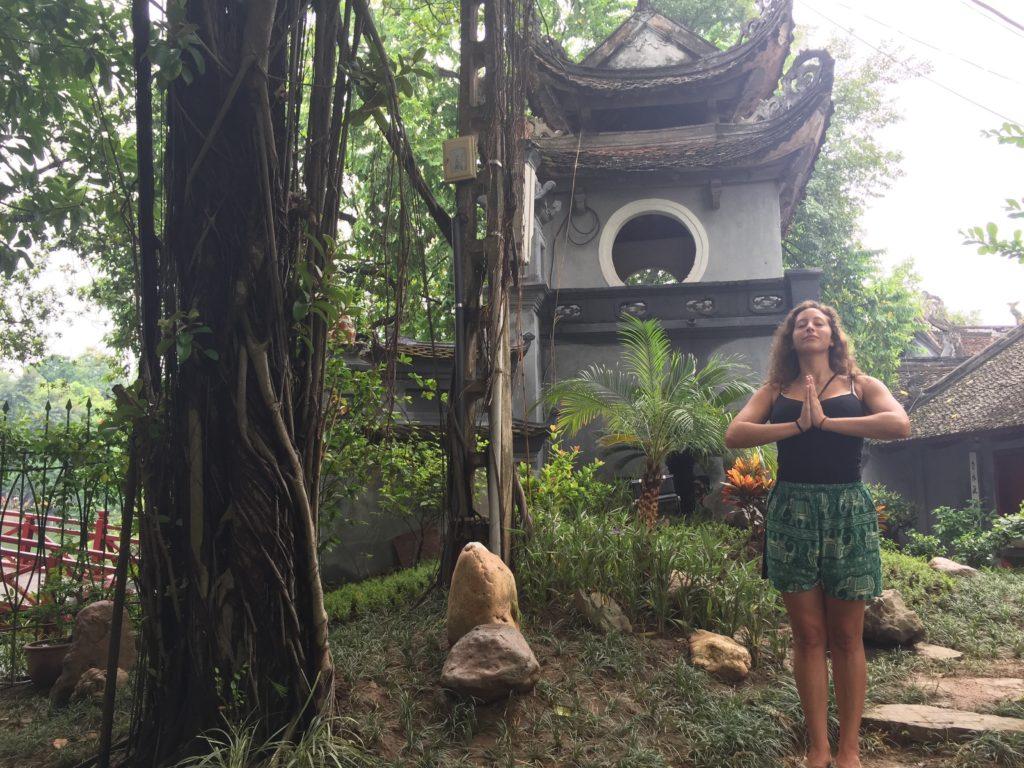 Ngoc Son Temple, Vietnam