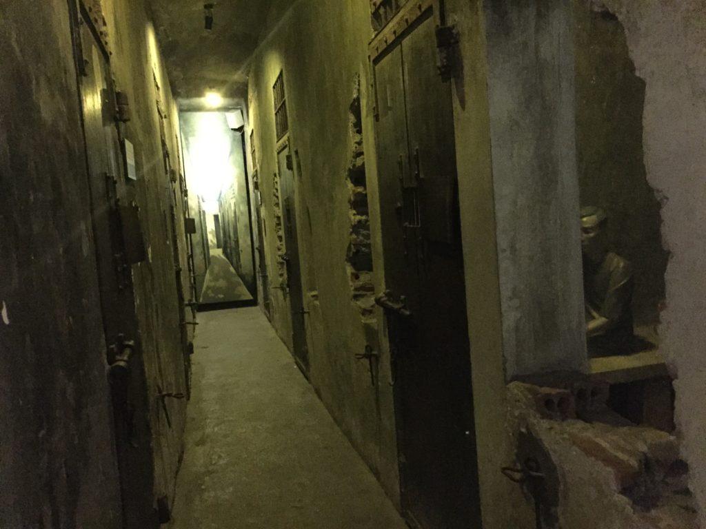 Death Row, Hoa Lo Prison, Hanoi, Vietnam